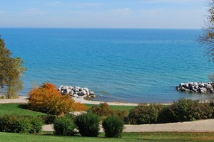 View of Klode Park in Whitefish Bay, WI - Powers Realty Group